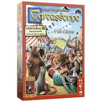999 Games Carcassonne: Het Circus (1SS9A017)