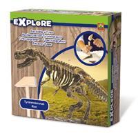 Ses Explore - T-rex opgraven