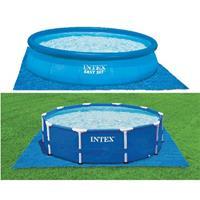 Intex Bodenschutzplane für Swimming Pools