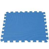 Bodenschutz Fließen Schutz für Pools 8 Platten je 50x50x1cm, 1,9m2 29081 - Intex