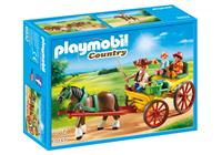 PLAYMOBIL Country - Paard en kar