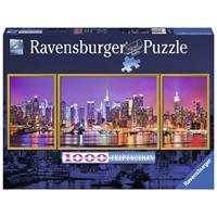 Ravensburger New York Puzzel (1000 stukjes)