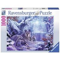 Ravensburger puzzel Wolven in de winter