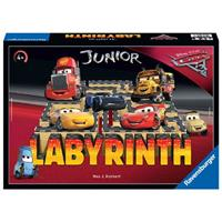 Ravensburger spel Labirinth junior Disney cars 3