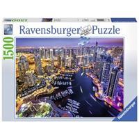 Ravensburger Puzzel Dubai Aan De Perzische Golf (1500)