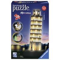 Puzzle Pisa bei Nacht