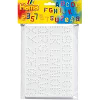 Hama Beads HAMA Stiftpl. Buchstaben/Zahlen i Beutel