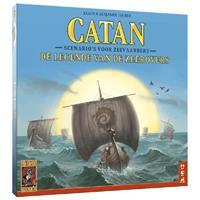 999 Games Catan: De Legende van de Zeerovers