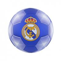 Realmadrid Real Madrid Voetbal State of Football RM blauw 15 cm