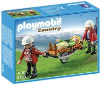 Playmobil ® 5430 Reddingsteam met brancard OP=OP