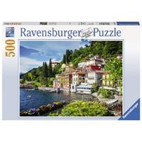 Ravensburger Lake Como Italie: 500 Stukjes