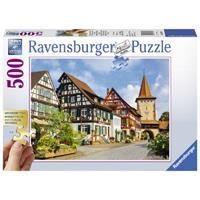Ravensburger puzzel Gengenbach in het Kinzigtal