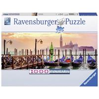 Ravensburger puzzel Gondels in Venetie
