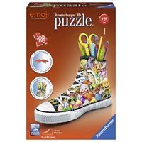 Ravensburger 3d Puzzel Emoji - Sneaker