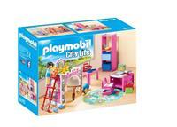 Playmobil City Life - Kinderkamer met hoogslaper