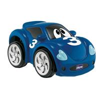 Bbm Chicco - turbo touch cars, blauw