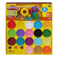 Play-Doh Playdoh Super Color Kit