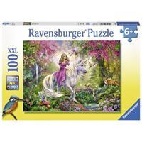 Ravensburger puzzel 100 stukjes magisch ritje