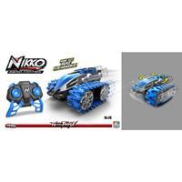 NIKKO op afstand bestuurbare Nanotrax - blauw