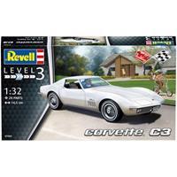 Corvette C3  Schaal 1:32