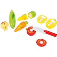 Goki Gemüse mit Klettverbindung