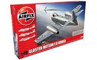 Airfix 1/48 Gloster Meteor F.8 Korea
