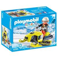 PLAYMOBIL Family Fun - Sneeuwscooter