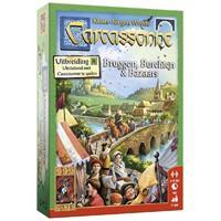 999 Games Carcassonne: Bruggen, Burchten en Bazaars