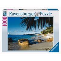 Bbm Ravensburger Unter Palmen Puzzle 1000 teilig 19018