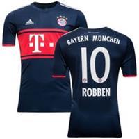 adidas Bayern München Uitshirt 2017/18 ROBBEN 10 Kinderen