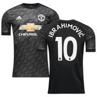 adidas Manchester United Uitshirt 2017/18 IBRAHIMOVIC 10