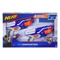 Nerf N-strike Elite Disruptor Duopack met 4 Darts