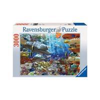 Ravensburger Leven onder Water Puzzel (3000 stukjes)