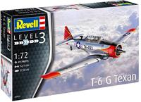 Revell 1/72 North-American T-6G Texan