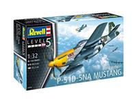 Revell 1/32 P-51D-5NA Mustang (Early Version)