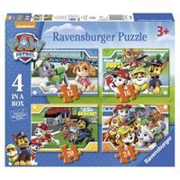 Ravensburger Patrol Puzzel 4in1