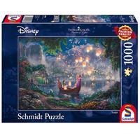 Schmidt Disney Rapunzel 1000 stukjes - Puzzel