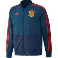adidas Spanje Jas Presentation - Blauw/Rood Kinderen