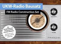 Franzisverlag Retro-radio Franzis Verlag UKW-Radio 978-3-645-65287-2 vanaf 14 jaar