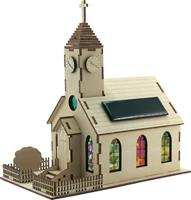 Solexpert Sol Expert Kirche Harmony Solar kerk
