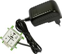 Experimenteer-set Brick´R´Knowledge 9V Netzteiladapter 118627