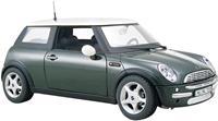 1:24 Auto Maisto Mini Cooper