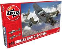 Airfix 1/48 Junkers Ju87R-2/B-2 Stuka