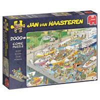 Jumbo Jan van Haasteren - De sluizen puzzel