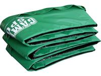 Trampolinerand groen ø244cm