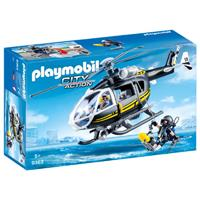PLAYMOBIL City Action - SIE-helikopter