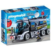 PLAYMOBIL City Action - SIE-truck met licht en geluid