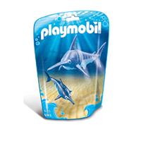 PLAYMOBIL® Family Fun Swordfish with Baby 9068