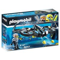 PLAYMOBIL Top Agents - Megadrone