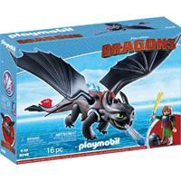 PLAYMOBIL Dragons Hikkie & Tandloos 9246